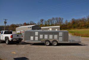 18-Hole Gooseneck Side ATV